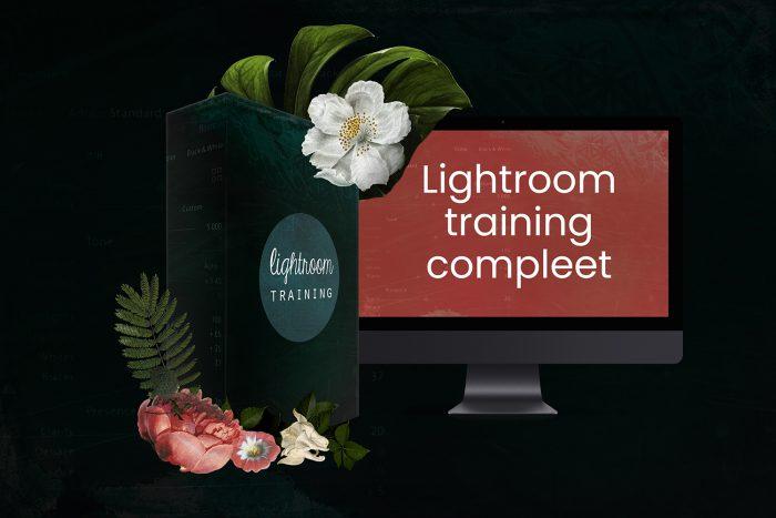 Lightroom training compleet